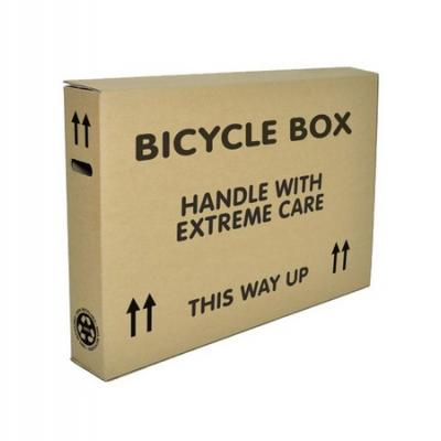 Bicycle travel bags and packing carton boxes